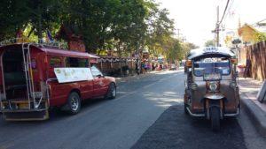 Chiang Mai Taxi Tuk-Tuk